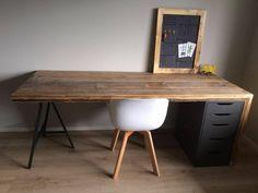 Home Office Setup, Home Office Design, Workspace Inspiration, Furniture Inspiration, Ikea Corner Desk, Tumblr Room Decor, Deco Studio, Student Room, Teen Bedroom Designs