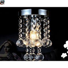 Liten men Lukseriøs Krystall taklampe (3038MERS) Crystal Ceiling Light, Crystal Chandelier Lighting, Ceiling Light Fixtures, Ceiling Decor, Ceiling Lamp, Ceiling Lights, Corridor Lighting, Chrome Finish, Crystals