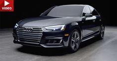 Audi Debuts New 2017 A4 Campaign [9 Videos] #Audi #Audi_A4