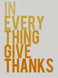 Great Thanksgiving quote!