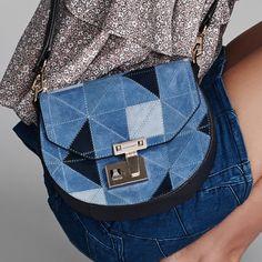 A bag from the Rebecca Minkoff pre-fall 2016 collection. Photo: Rebecca Minkoff.