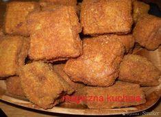 Chrupiące mielone inaczej Polish Recipes, Polish Food, Dumplings, Sweet Potato, French Toast, Food And Drink, Pork, Menu, Snacks