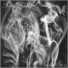 Smoke Photoshop Brushes 2 | Art and Blog