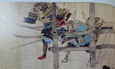 Warring States Period, Samurai Art, Japanese Art, Culture, Painting, Japan Art, Painting Art, Paintings, Painted Canvas