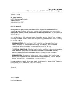 Sample Cover Letters For Employment Sample Cover Dos With - Cover letter and resume