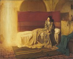Tanner painted *The Annunciation* soon after returning to Paris from a trip to Egypt and Palestine in 1897. The son of a minister in the African Methodist ...