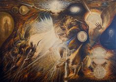Michael by Oleg Korolev | Mundus Imaginalis