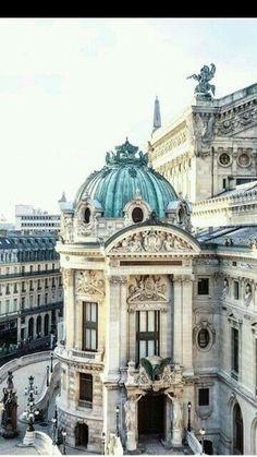 Renaissance, Francia Paris, Paris Opera House, Beautiful Places, Beautiful Scenery, Amazing Places, French Interior, Interior Design, Old Buildings