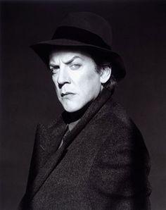 Donald Sutherland by ROBERT MAPPLETHORPE