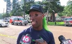 """""""Girl, He Hit The Pole..Twisted Like A Tornado"""" Crash Witness' Interview Goes Viral"""