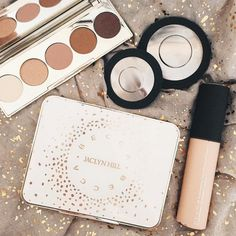 Champagne pop by @beccacosmetics and @jaclynhill is one of my absolute favorite highlighters ever and I was READY to get my hands on every single item from the new Champagne Pop collection but surprise surprise BECCA sent me the entire collection. I am in awe and I will definitely do a first impressions video on these And can we just take a moment to adore the packaging?!! The collection is released online at @Sephora on Thursday #champagnepop #champagneglow #jaclynhill #beccacosmetics by…