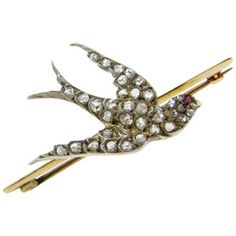 antique diamond swallow - Google-Suche