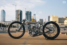 Max Hazan from Hazan Motorworks never stops to amaze the custom bike world with his impressive builds! His latest masterwork is a Supercharged KTM that, Ktm Motorcycles, Concept Motorcycles, Custom Motorcycles, Custom Bikes, Custom Bobber, Custom Choppers, Bobber Motorcycle, Ktm 950 Supermoto, Four Stroke Engine