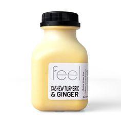 Cashew Turmeric Ginger Milk