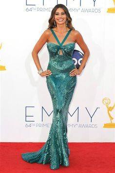 """By Gena OppenheimSofia Vergara has it all: She's gorgeous, smart and so funny that she makes us keel over laughing. On top of that, did you know that she's also a magical mermaid? Well, not really, but she sure dresses like one a lot. Take this hand-beaded Zuhair Murad gown she wore to the 2012 Emmys. We had to look twice before realizing she wasn't actually a mystical sea creature. Since """"Modern Family"""" returns on Sept. 24, let's look at all of her mermaid-esque ensembles.  RELATED: Sofia…"""