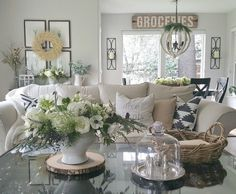 Gorgeous Ideas to restyle your living spaces for the New Year