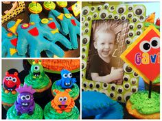 Monster Party Birthday
