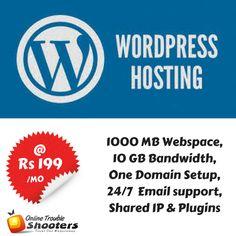 Do you know #Wordpress #Hosting is #Best #Managed platform for your #Website! Know more at https://goo.gl/MssbRF