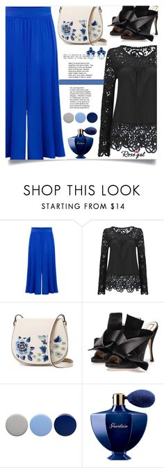 """""""Rosegal  10"""" by mell-2405 ❤ liked on Polyvore featuring French Connection, Burberry, Guerlain, Summer, dress, promotion and rosegal"""