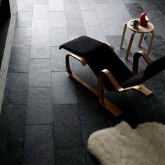 Argento skiffer, sågade plattor | 30x60cm | Stencentralen