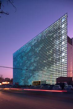 36 Best Lighting Interactive Media Images Facade