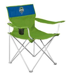 Seattle Sounders FC MLS Canvas Chair