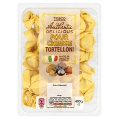 Tesco 4 Cheese Tortelloni 400G - Groceries - Tesco Groceries