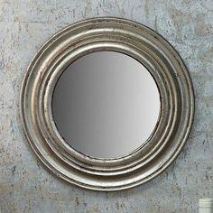 Zodax Venezia Wall Mirror Finish: Antique