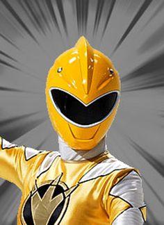 dino thunder yellow - Google Search