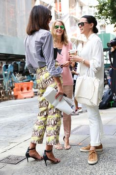Street Chic: New York Fashion Week - Page 65