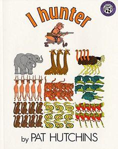 1 Hunter by Pat Hutchins, counting, https://www.amazon.com/dp/0688065228/ref=cm_sw_r_pi_dp_x_dYHbybWDZ0855