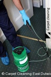 Steam Carpet Cleaning Services East Dulwich SE22