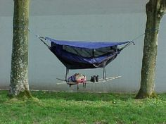 Is It A Tent Or Is It A Hammock-Its Both
