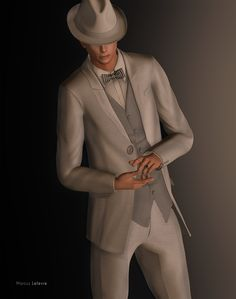 ...was cute, but ill-founded.  ***  Gabriel - Vintage TuxedoNEW@Vintage Fair '17  complete with Hat and Shoes  Moondance Boutique –Okurimono M Ring (commissioned custom work, not available)  Exposeur - Oh Boy  ***  https://www.youtube.com/watch?v=WUsQbri9yaI  ♛ ♛ ♛   #Classic #Event #exposeur #exposeur poses #GABRIEL #hat #Second Life #SL #suit #Tuxedo #vintage #Vintage Fair