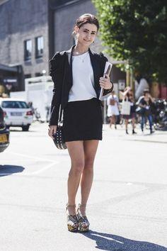 Spottet by fashion magazine, Costume #Copenhagen Fashionweek #street-style #fashion