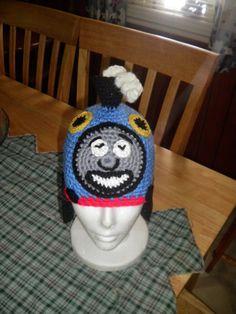 My Crochet Thomas :)