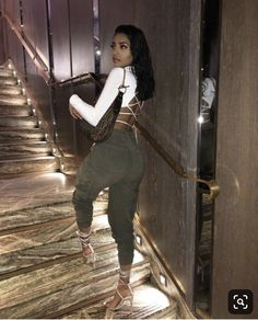 When Sexy Fishing 🎣🤪 . Cute Swag Outfits, Dope Outfits, Classy Outfits, Stylish Outfits, Girl Outfits, Fashion Outfits, Jean Outfits, Bad And Boujee Outfits, Dress Outfits