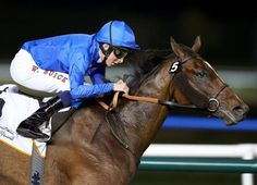 Godolphin's Tryster (Ire) (Shamardal) had a query over his head concerning his ability to handle the turf heading into Thursday's G3 Dubai Millennium S. at Meydan. When the starting gates opened for that 2000 metre …
