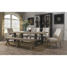 Found it at Wayfair - Willacoochee Dining Table