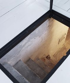 cool recessed stairs