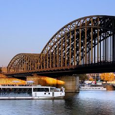 Cruise the rivers of Europe with Viking and check off destinations from your bucket list one by one! Viking River, Heart Of Europe, Cruise Destinations, Sydney Harbour Bridge, Cruises, Rivers, Budapest, Vikings, Castle