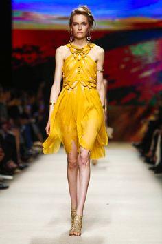 Alberta Ferretti Ready To Wear Spring Summer 2016 Milan