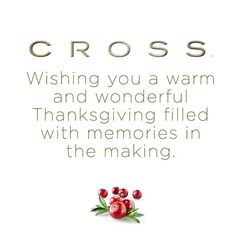 Pinterest Pin - Wishing you a warm and wonderful Thanksgiving filled with memories in the making.