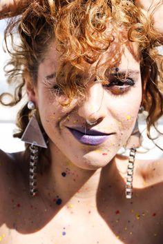 🕹 Handmade mirror jewellery // FW 16/17 | earrings • necklaces | #thecanvasconcept