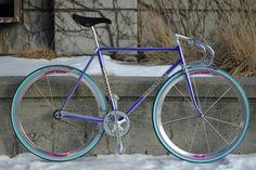 """Makino """"Galaxy"""" NJS Track Bike"""