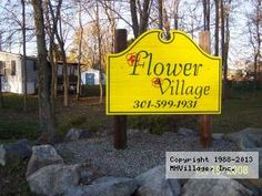 Flower Village Mobile Home Park In Upper Marlboro MD Via MHVillage