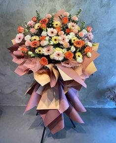 We are selling pembe . Flower Room Decor, Flower Arrangements Simple, Flower Stands, Altar, Message Card, Chrysanthemum, Flower Delivery, Grand Opening, Flower Patterns