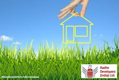 Investment in plots continue to remain popular and rightly so, as land is the only asset that has increased in value. At #RadheDevelopers, Plots are available in all sizes. You can invest in a plot that you like and can choose to construct a home on it after a few years when you have enough money for construction. #RadheSerene #ResidentialPlotsinAhmedabad Visit: http://www.radhedevelopers.com/projects/radhe-serene/