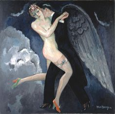 Weimar: Kees van Dongen - Her Body is my Landscape – Tango of the Archangel, 1922