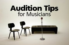 Accomplish Your Musical Goals With Our Top Audition Tips